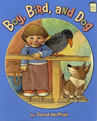 Boy, Bird, and Dog by David McPhail