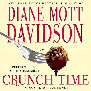 Crunch Time by Diane Mott Davidson