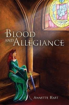 Blood and Allegiance (Athlandia, #1)