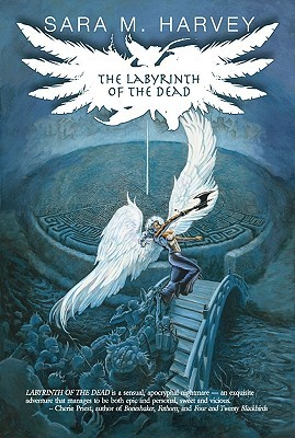 The Labyrinth of the Dead (The Blood of Angels series #2)