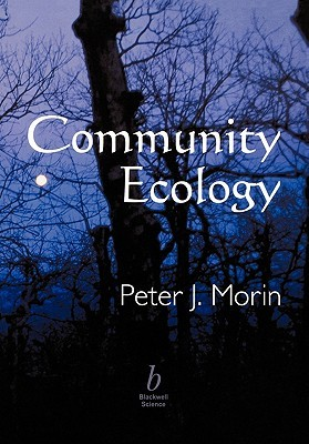 Free online download Community Ecology by Peter J. Morin MOBI