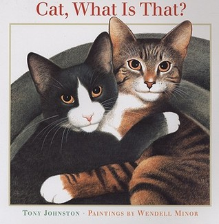 Cat, What Is That? by Tony Johnston