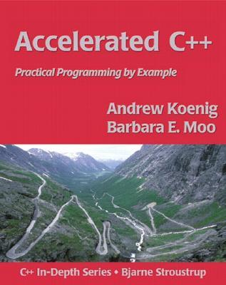 Accelerated C++ by Andrew Koenig
