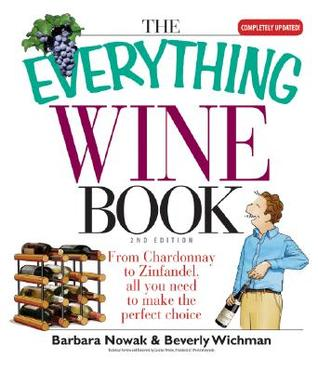 The Everything Wine Book by Barbara Nowak