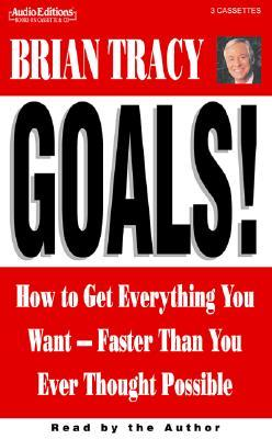 Goals! by Brian Tracy