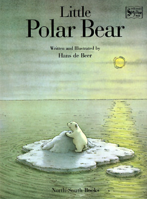 Little Polar Bear by Hans de Beer
