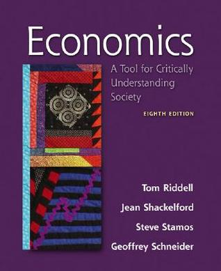 Economics by Tom Riddell