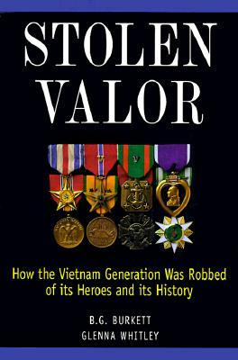 Stolen Valor by B.G. Burkett