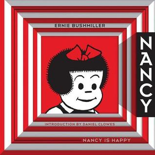 Nancy is Happy by Ernie Bushmiller