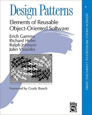 Design Patterns: Elements of Reusable Object-Oriented Software (Hardcover) by Erich Gamma