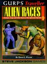 GURPS Traveller Alien Races 1: Zhodani, Vargr and Other Races of the Spinward Marches