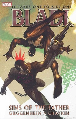 Blade: Sins of the Father (Blade Vol. III #2)