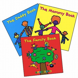 Todd Parr's Family Bundle by Todd Parr