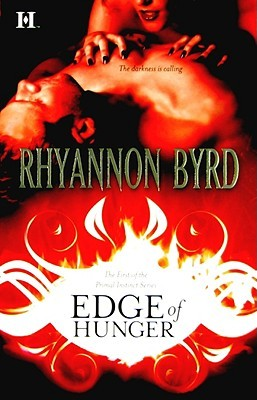 Edge Of Hunger by Rhyannon Byrd