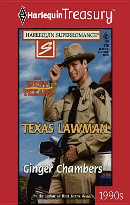 Texas Lawman (The West Texans #3)
