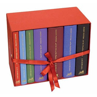 Harry Potter Boxed Set (Harry Potter, #1-7)