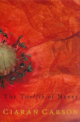 Read online The Twelfth Of Never by Ciaran Carson PDF