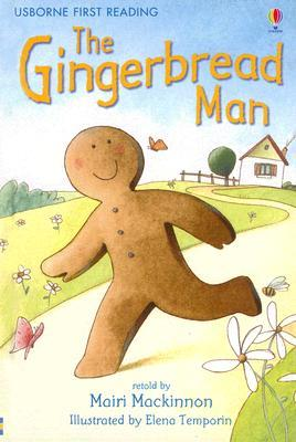 The Gingerbread Man (First Reading Level 3)