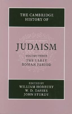 The Cambridge History of Judaism 2 Part Set by Louis Finkelstein