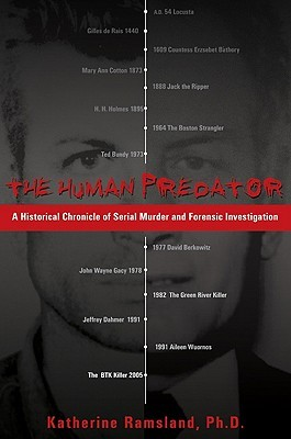 The Human Predator by Katherine Ramsland