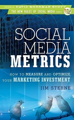 Social Media Metrics by Jim Sterne