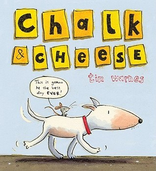 Chalk & Cheese