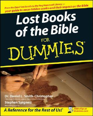 Lost Books of the Bible for Dummies by Daniel L. Smith-Christopher