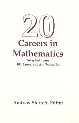 20 Careers in Mathematics