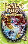 Blaze The Ice Dragon (Beast Quest, #23)