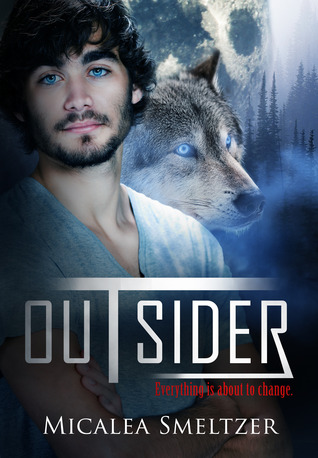 Outsider by Micalea Smeltzer