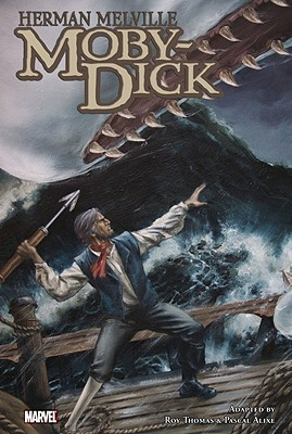 Moby Dick by Roy Thomas