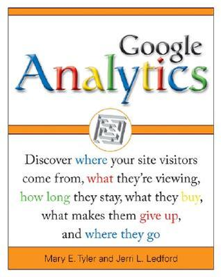Google Analytics by Jerri L. Ledford