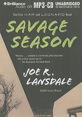 Savage Season (Hap Collins and Leonard Pine, #1)
