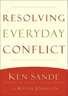 Resolving Everyday Conflict by Kevin Johnson