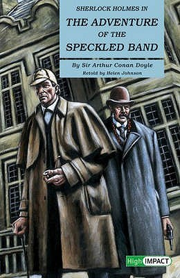 Sherlock Holmes In The Adventure Of The Speckled Band (High Impact)