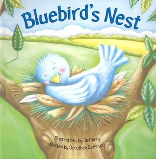 Bluebird's Nest by Dorothea DePrisco