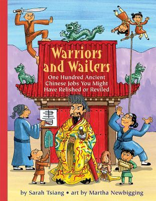 Warriors and Wailers by Sarah Tsiang
