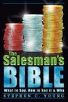 The Salesman's Bible by Stephen Kenneth Chen Young