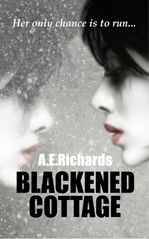 Blackened Cottage by AE Richards