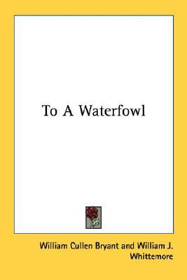 To a Waterfowl by William Cullen Bryant