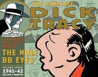 The Complete Dick Tracy, Vol. 7: 1941-1942