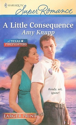 A Little Consequence (Harlequin Super Romance (Larger Print))