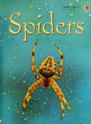 Spiders, Level 1: Internet Referenced (Beginners Nature - New Format)