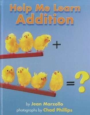 Help Me Learn Addition by Jean Marzollo
