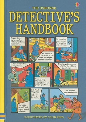 Detective's Handbook by Colin King