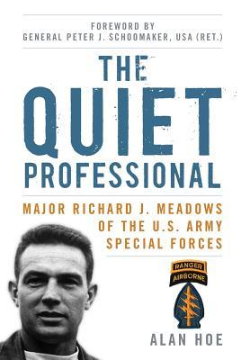 The Quiet Professional by Alan Hoe