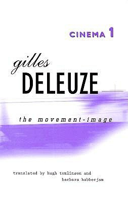 Cinema 1 by Gilles Deleuze