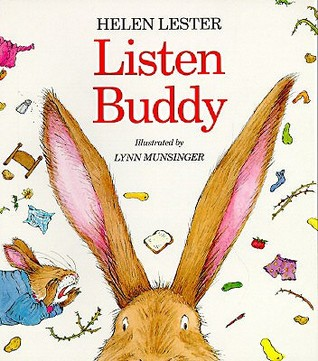 Listen, Buddy by Helen Lester