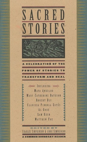 Sacred Stories by Charles H. Simpkinson