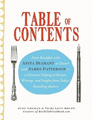 Table of Contents by Judy Gelman